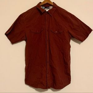 🏔Patagonia Organic Cotton Button Down T Shirt